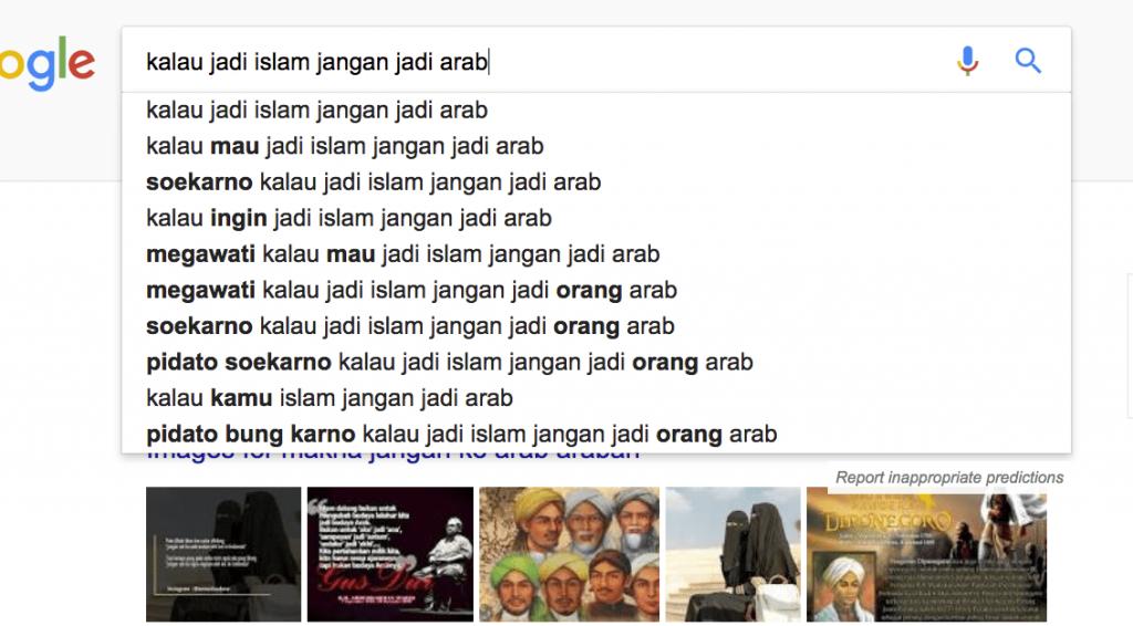 Kalau Jadi Islam Jangan Jadi Arab Kalau Islam Jangan Ke Arab Araban Artinya Apa